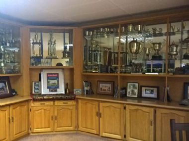 Loriza Trophy Room -